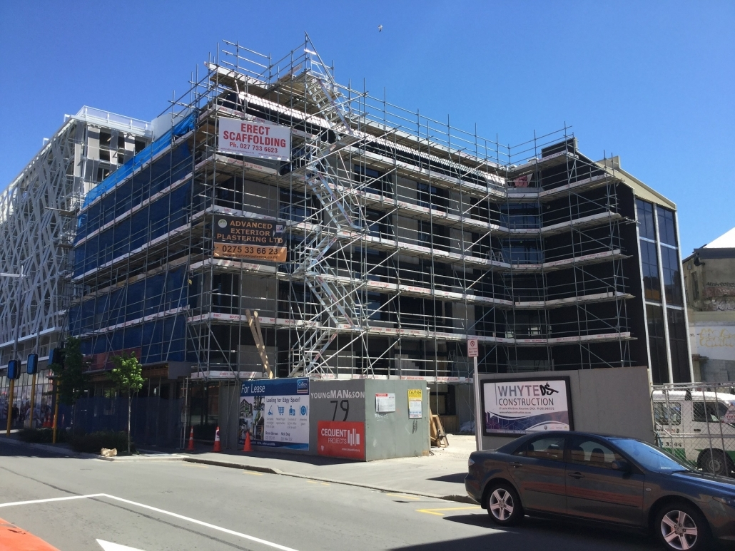 Roof Edge Protection Canterbury Scaffolding Services Erect Scaffolding Ltd