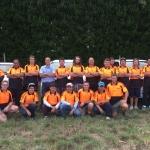 Erect Scaffolding LTD Scaffolding Company Christchurch Canterbury Team Canterbury