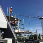 Erect Scaffolding LTD Scaffolders Christchurch and Canterbury